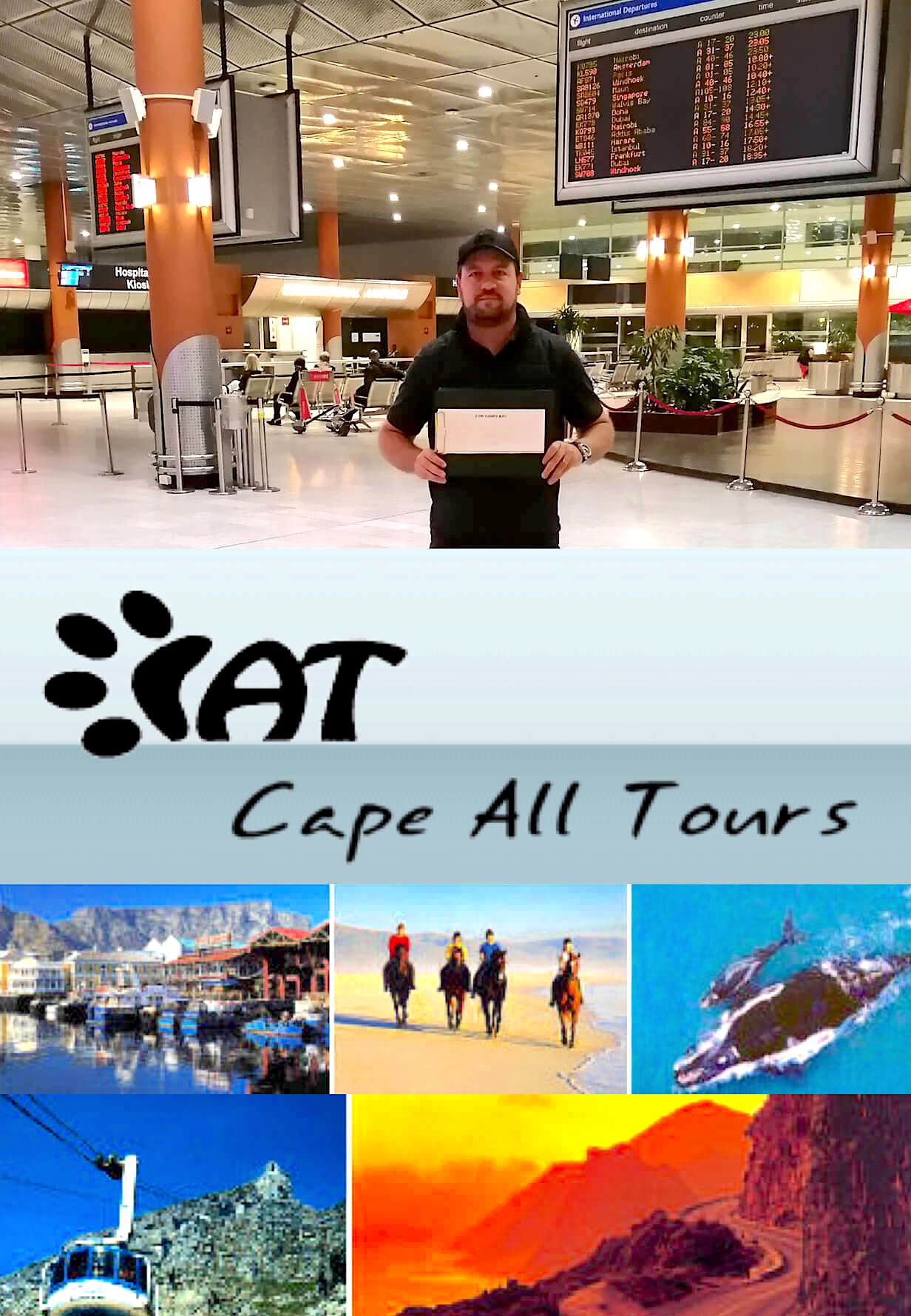 3 On Camps Bay - Cape All Tours Transfers