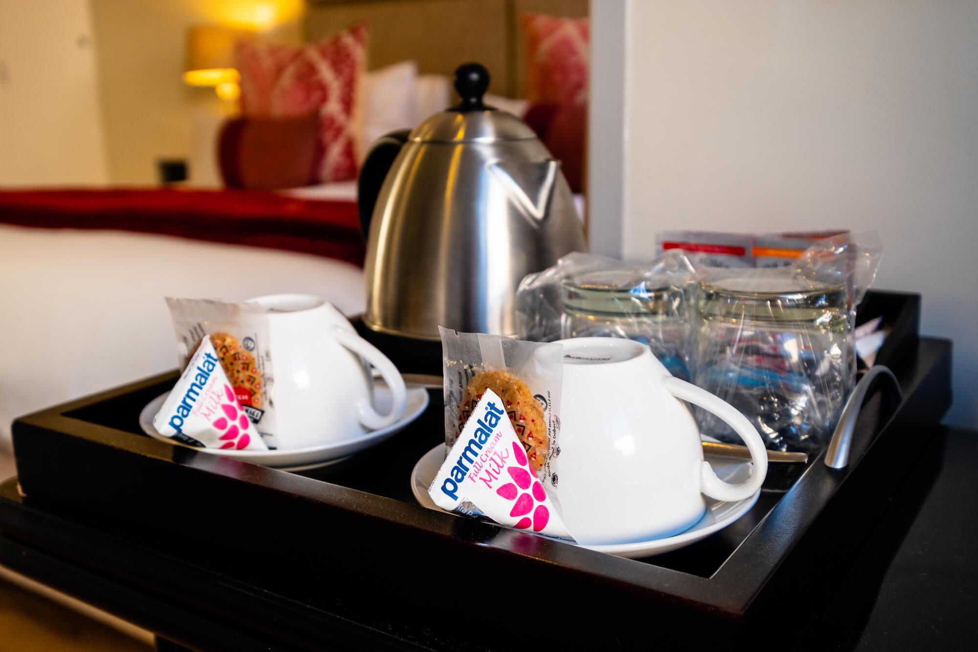 3 On Camps Bay - Room Coffee & Tea