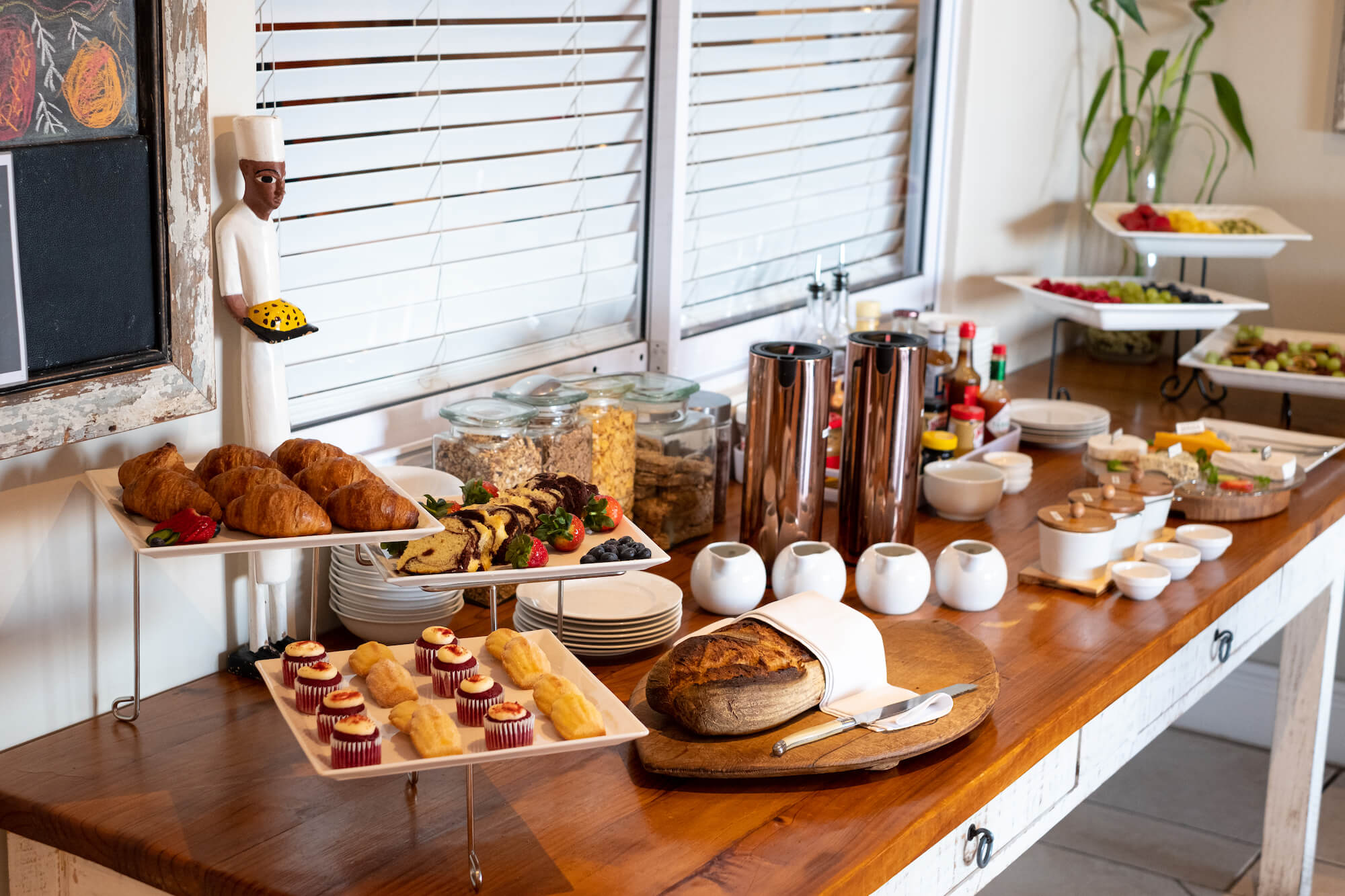 3 On Camps Bay - Buffet