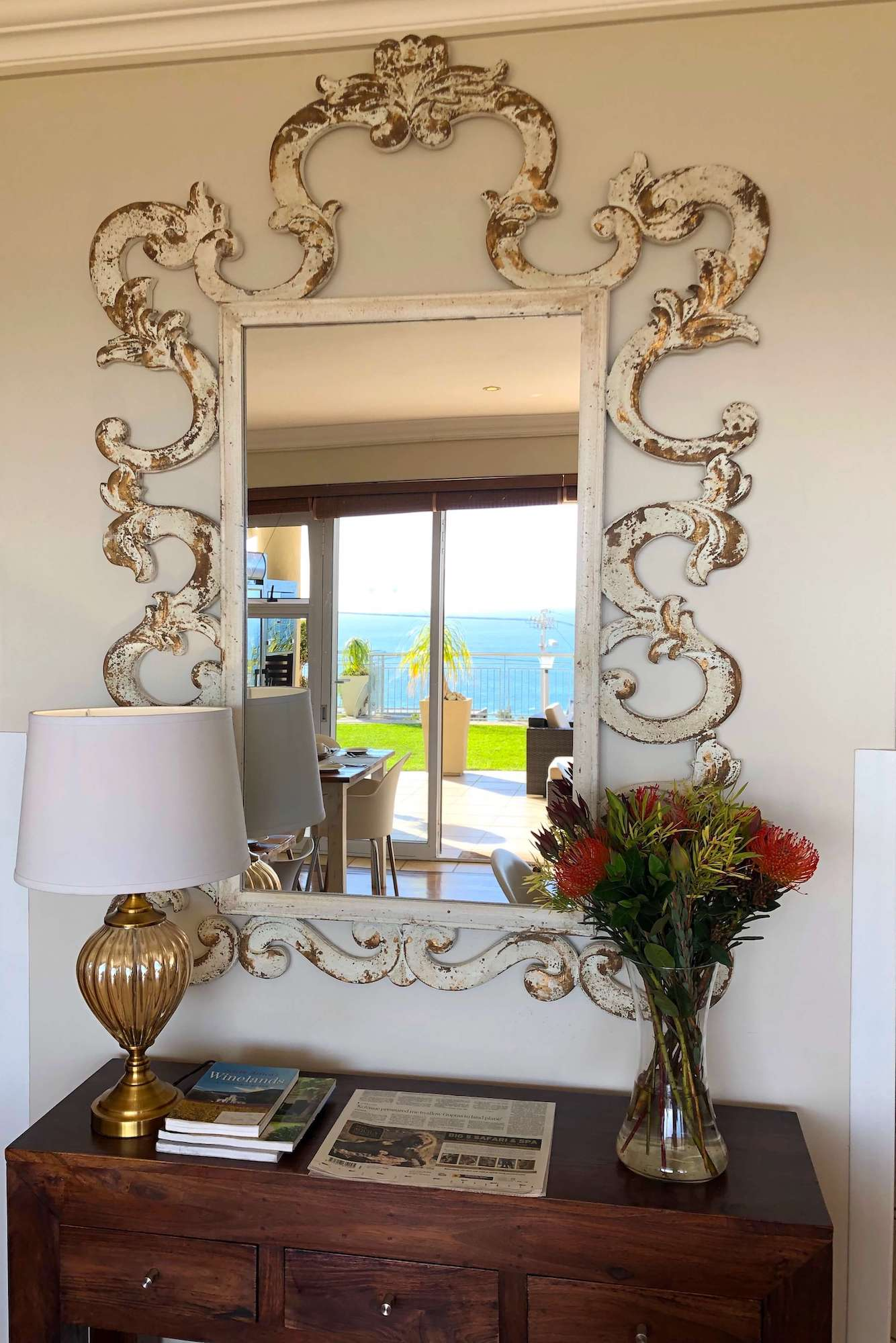3 On Camps Bay - dining room