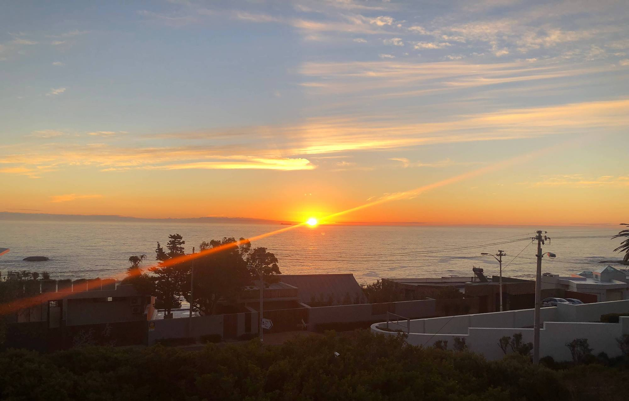 3 On Camps Bay Sunset View